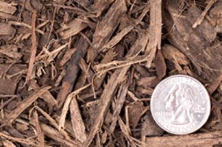 San Antonio Double Shredded Native Mulch