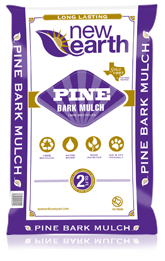 pine bark mulch bag