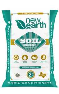 soil conditioner 2 cubic feet bag (teal and gold)